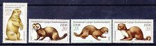 Germany DDR 2241-44 MNH 1982 International Fur Auction at Leipzig Full Set VF