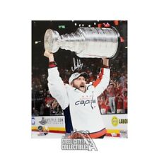 Alexander Ovechkin Autographed Washington Capitals 16x20 Photo - Fanatics