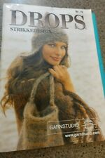 Drops Strikk Design Crochet and Knitting Patterns Garnstudio Nordic Book 79 Mag