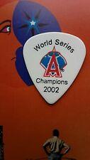 """ZAKK WYLDE 2002 World Champions Trigger Man """"Mike"""" guitar pick"""