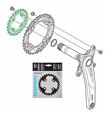 Shimano SLX FC-M675 Chainring 2x10 Speed AJ Type 28T 64mm 4 Bolt (40-28) crank