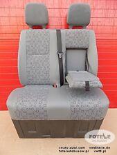 VW Crafter Sitzbank Beifahrerbank | Double Bench Passenger OX