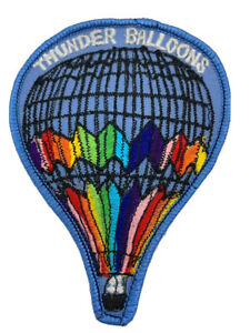 Thunder Balloons Patch