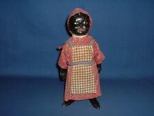 Rare Vintage Composition Windup Doll