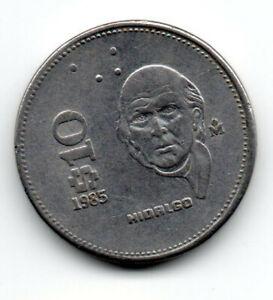 Estados Unidos Mexicanos 1985, Miguel Hidalgo y Costilla, 10 pesos