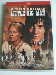 LITTLE BIG MAN (REGION 4) NEW DVD