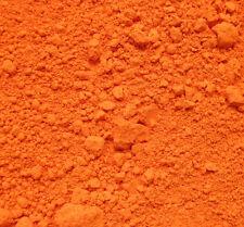 Pigment Ercolano-Orange - 1 kg Farbpigment Kalk Fresko Tempera Öl Oil