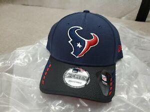 Houston Texans New Era 9FORTY NFL Adjustable Strapback Hat Cap Football 940
