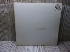 THE BEATLES-WHITE ALBUM-SWBO-101, 2 LP AND INSERTS