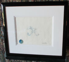 """BUGS BUNNEY'S BUSTIN' OUT ALL OVER"" Original Pencil Drawing Signed Chuck Jones"