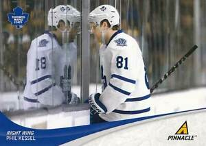2011-12 Pinnacle #81 PHIL KESSEL - Toronto Maple Leafs