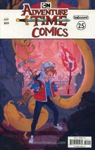 Adventure Time Comics #25 VF; Boom!   save on shipping - details inside