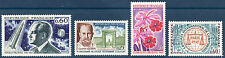 Lot 4 timbres neufs - 1967 - YT 1526, 1527, 1528 & 1529 - **