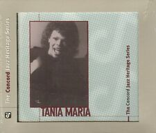 TANIA MARIA - The Concord Jazz Heritage Series - CD - NEW