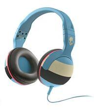 Brand New Skullcandy HESH 2 Supreme Sound Surf Stripe Blue Cream with Mic