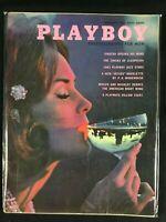 Playboy, magazine, Feb, 1963, Toni Ann Thomas, Vargas