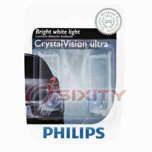 Philips Courtesy Light Bulb for Infiniti FX35 FX45 M35h M37 M56 Q50 Q70 QX50 al
