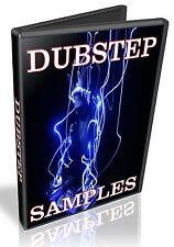 DUBSTEP SAMPLES - FL STUDIO, FRUITY LOOPS -  2X DVD'S -  LOOPS + SINGLE SHOTS