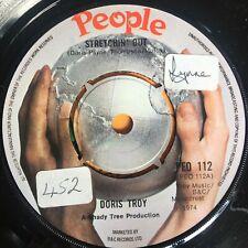 "Doris Troy - Stretchin' Out UK 1974 7"" People Recs"