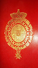Roi d'Espagne**** Alphonse Maas. L'encouragement au bien  1894