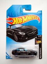 Hot Wheels '15 Mercedes - AMG GT - black