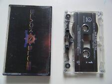BLACK 'N BLUE IN HEAT CASSETTE TAPE GEFFEN USA 1988