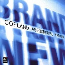COPLAND  ABERCROMBIE  WHEELER  -   ** NEW FACTORY SEALED CD **