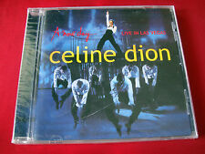 Celine Dion A New Day Live in Las Vegas Canada Import CD NEW SEALED