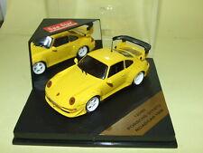 PORSCHE 911 GT2 1998 Jaune SUNSTAR