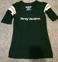 Harley Davidson Womens Size Small Shirt Orlando Florida
