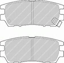 KIT PASTIGLIE FRENI POSTERIORI MITSUBISHI PAJERO II '90-'99 2.5 TD 4WD