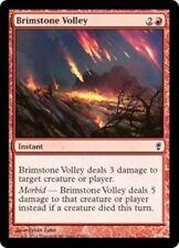 4x Brimstone Volley // NM // Conspiracy // engl. // Magic Gathering