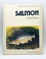 Salmon by Michael Shepley - 1975 - Osprey books - 1st edition - VGC