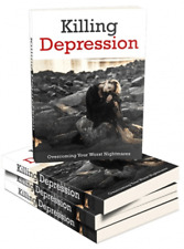 Killing Depression With Master Resell Rights + 10 Bonus eBooks With MRR PLR