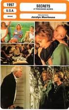 FICHE CINEMA : SECRETS - Pfeiffer,Lange,Jason Leigh 1997 A Thousand Acres