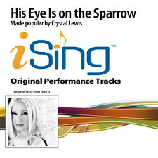 Crystal Lewis - His Eye Is On The Sparrow - Accompaniment Track
