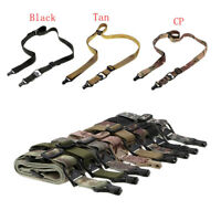 Adjustable Quick Release Sling 1 or 2 Point Multi Mission for Rifle Gun Sling
