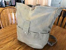 Vintage Eddie Bauer Canvas Rucksack / Backpack