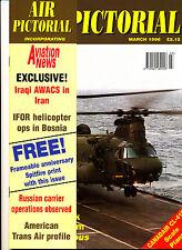 AIR PICTORIAL 1996/03 MAR Bosnia IFOR,Martin 202/404,CL-215/415,Adm Kuznetsov