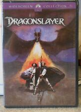 Dragonslayer (DVD, 2003) RARE OOP 1981 WALT DISNEY FILM RARE COVER BRAND NEW