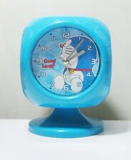 Doraemon Pen Holder Musical Rotating Quartz Alarm Clock With Photo Frame