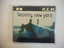 R.E.M. : LEAVING NEW YORK [ CD-MAXI ]