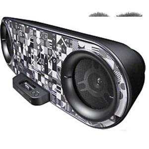 Sony RDH-SK8iP Graffiti Home Audio Docking Station no remote