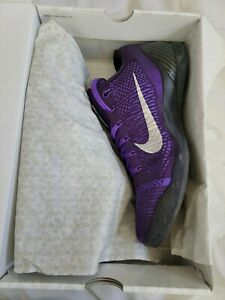 Nike Zoom Kobe 9 Elite Low Michael Jackson Moonwalker 639045-515 Size 13