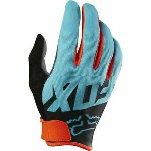 Fox Racing Mens Ranger Gloves Racing Mountain Bike BMX MTX AQUA