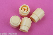 Tip Barrel Telecaster Crema Fit 4,8 & 3.5 mm. Switch Selector Cream Tele