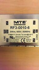 MTE CORPORATION RF3-0010-6 **NEW**
