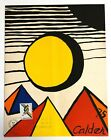 Alexander Calder WFUNA United Nations Lithograph 284/1500 First Day of Issue COA