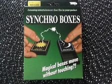TENYO SYNCHRO BOXES- T-237- Brand New in the English Box