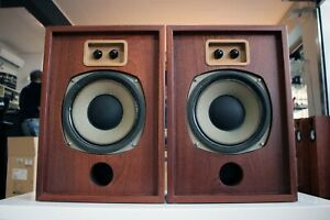 "TANNOY Monitor GOLD Original 10"" Drivers and Crossovers + Custom-made Cabinets"